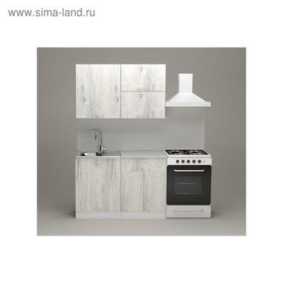 Кухонный гарнитур Алина лайт, 1200 мм