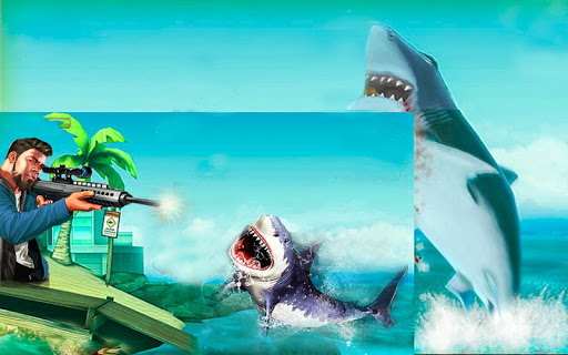 Real Whale Shark Sniper Gun Hunter Simulator 19 1.0.4 screenshots 6