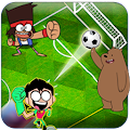 Toon cup Finger soccer - Football game 2018