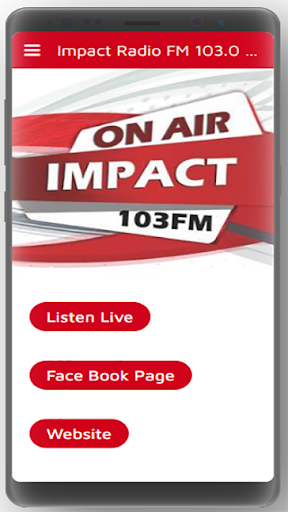 Impact Radio FM 103.0 Pretoria screenshot 3
