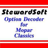 Option Decoder for Mopar