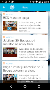 Belgrade marathon- screenshot thumbnail