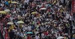 反送中遊行 大會稱 13 萬人參與