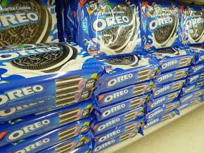 Photo: We'll definitely need some OREOs for our OREO ice cream cake.