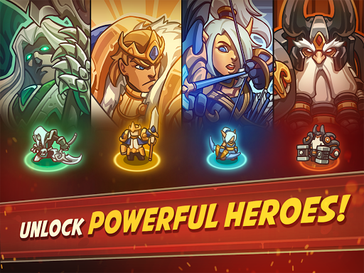 Empire Warriors Premium: Tower Defense Games 0.5.4 screenshots 2