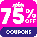 Digit Coupons For Lyft -Free Rides & Discount 75% icon