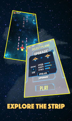 Galaxy Strike Force: Squadron (Galaxy Shooter) 10.1 4