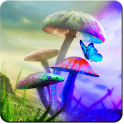 Magic Mushrooms Live Wallpaper icon