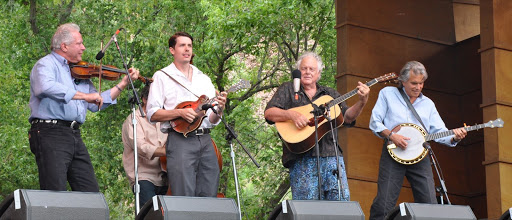 Photo: The Peter Rowan Bluegrass Band