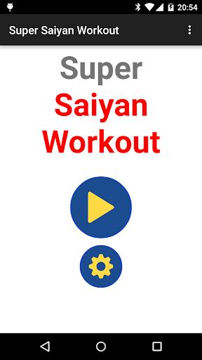 Super Saiyan Workout PRO