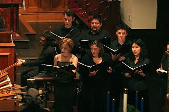 Photo: Dec. 3, 2006: Sacred Music from Italy & Germany. St. John's Episcopal Church.