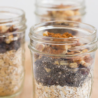 On-the-Go Oatmeal Packets Recipe