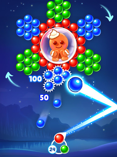 Bubble Shooter 🎯 Pastry Pop Blast screenshot 11