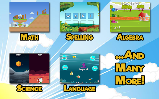 Fifth Grade Learning Games screenshots 12