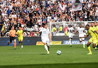 Ligue 1 : Lyon n'y arrive toujours pas contre Lorient