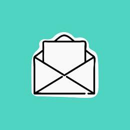 Mail Icon - Instagram Highlight item