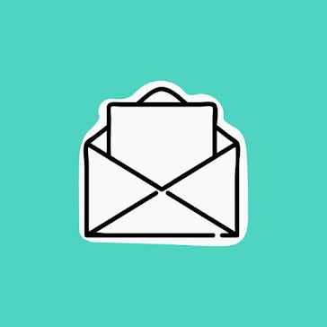 Mail Icon - Instagram Highlight template
