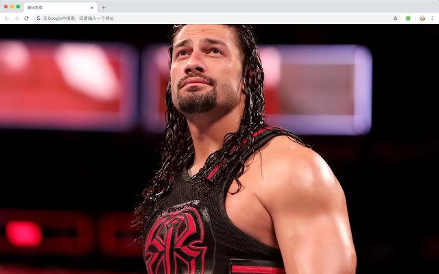 Roman Reigns New Tab HD Wrestling Top Themes