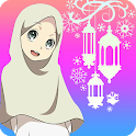 Girly Muslimah HD Wallpapers icon