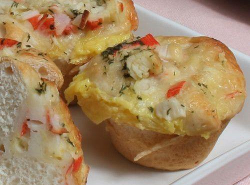 Crab Quiche Bites Recipe