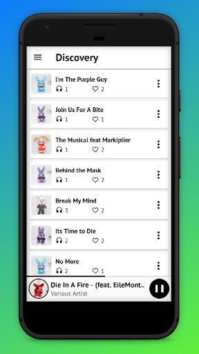 5 Nights Lyrics Update screenshot 4