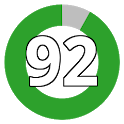 Battery Circle icon