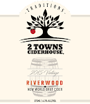 2 Towns Ciderhouse - Riverwood