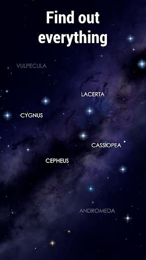 Star Walk 2 Free - Sky Map, Stars & Constellations 2.9.6 screenshots 6