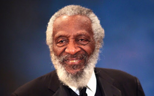 R.I.P. Dick Gregory: leader in civil rights and free enterprise