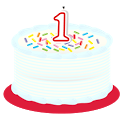Happy Birthday Cake (free) icon