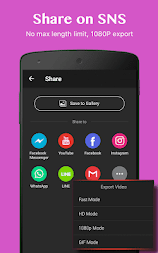 VideoShow Video Editor, Video Maker, Photo Editor APK screenshot thumbnail 8