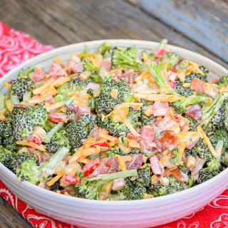 Broccoli Salad - Keto.
