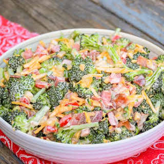 Broccoli Salad - Keto.