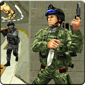 Counter Terrorist Squad Death Commando Shooter 3D