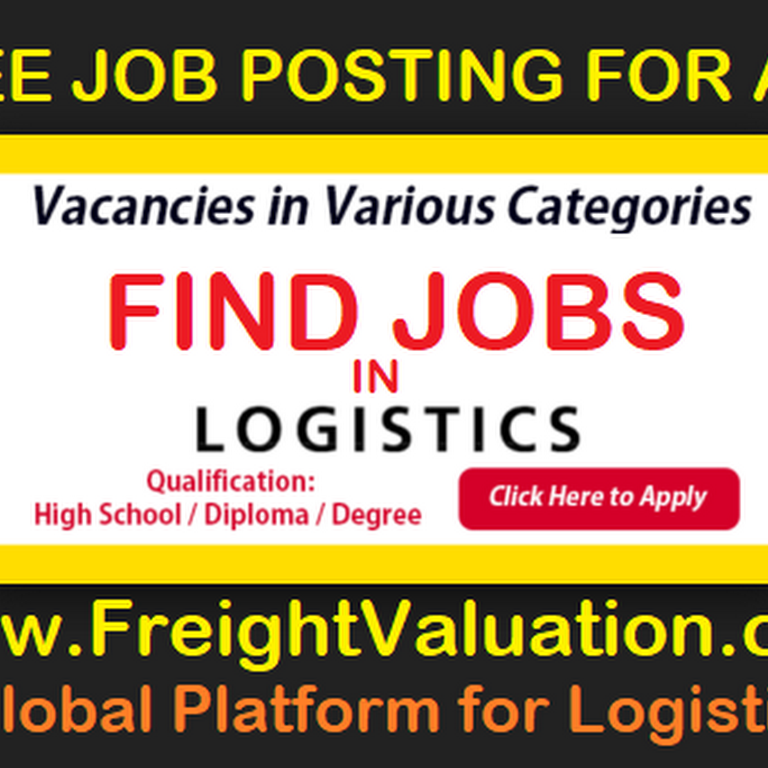 Freight Valuation - A Global Logistics Directory - A Global