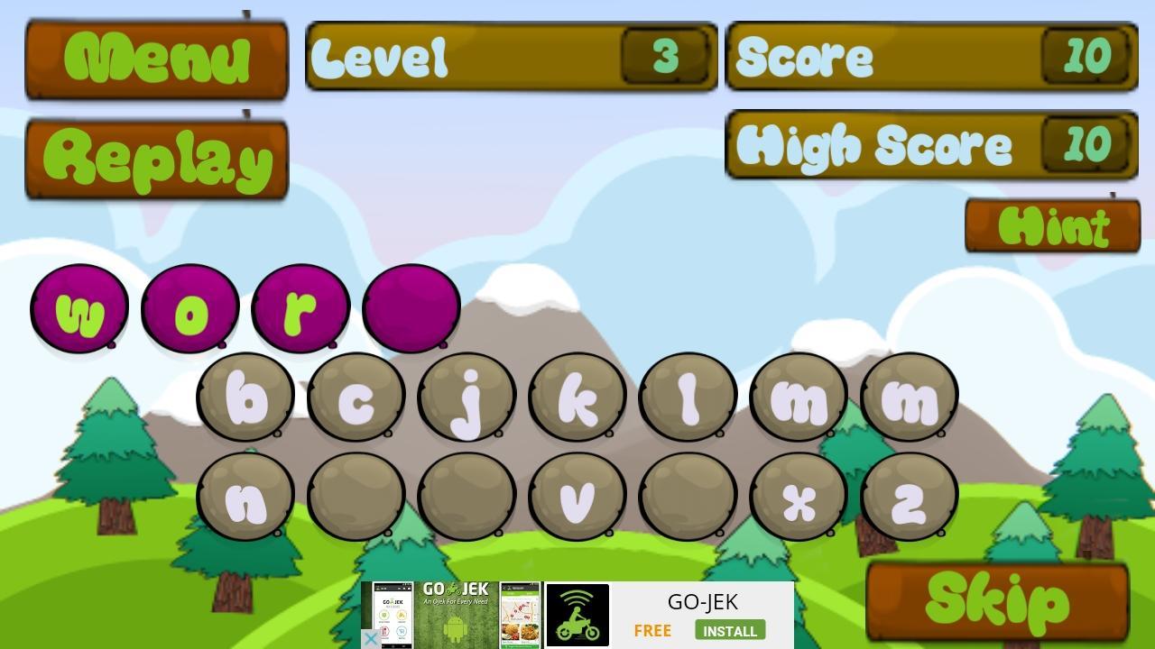 Printables Kindergarten Vocabulary Words kindergarten vocabulary words android apps on google play screenshot