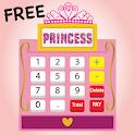 Princess Cash Register Free icon