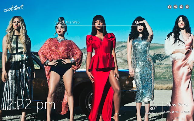 Fifth Harmony HD Wallpapers Music Theme