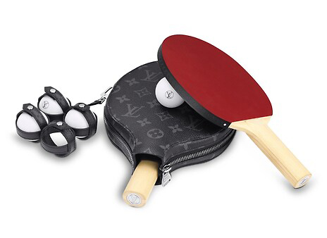Louis Vuitton Ping Pong Set James.