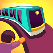 App Icon for Train Taxi App in Russian Federation Google Play Store