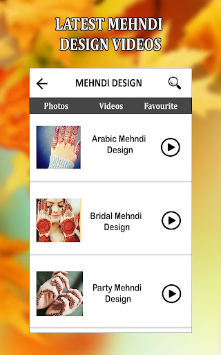 Simple Mehndi Designs Videos Tutorial Mehndi 2018 1.2 screenshots 6