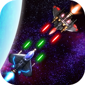 Galaxy Guardian Wars: Asteroids Spaceship Fighting