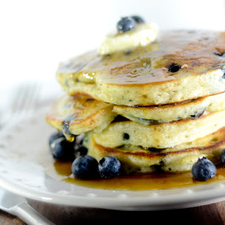 Trisha Yearwood'S Blueberry Pancakes Recipe