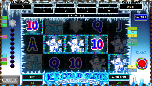 Winter Wonderland Slots Free 7004 screenshots {n} 8