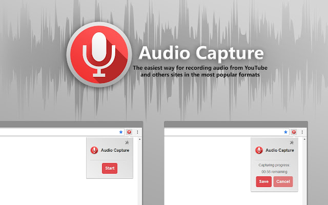 Audio Capture for Chrome™ (Audiorecorder)