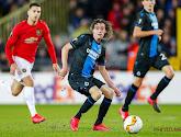 Maxim De Cuyper profite de la préparation avec le Club de Bruges