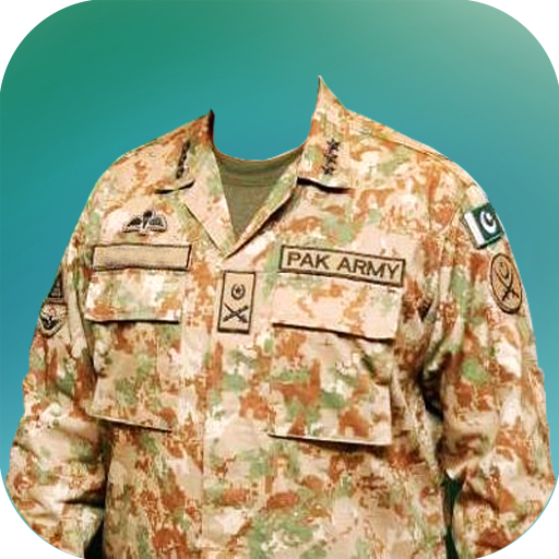 Army Commando HD Photo Suit Changer & Editor