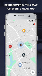 Reporty - Your Safety App- screenshot thumbnail