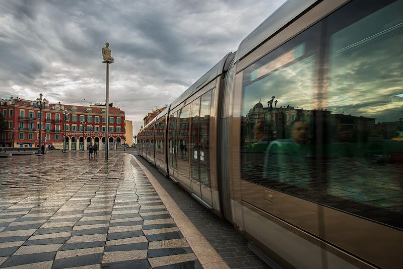 Sul tram come tutti i giorni di franca111