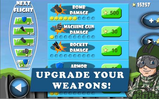 Carpet Bombing - Fighter Bomber Attack APK MOD – ressources Illimitées (Astuce) screenshots hack proof 2